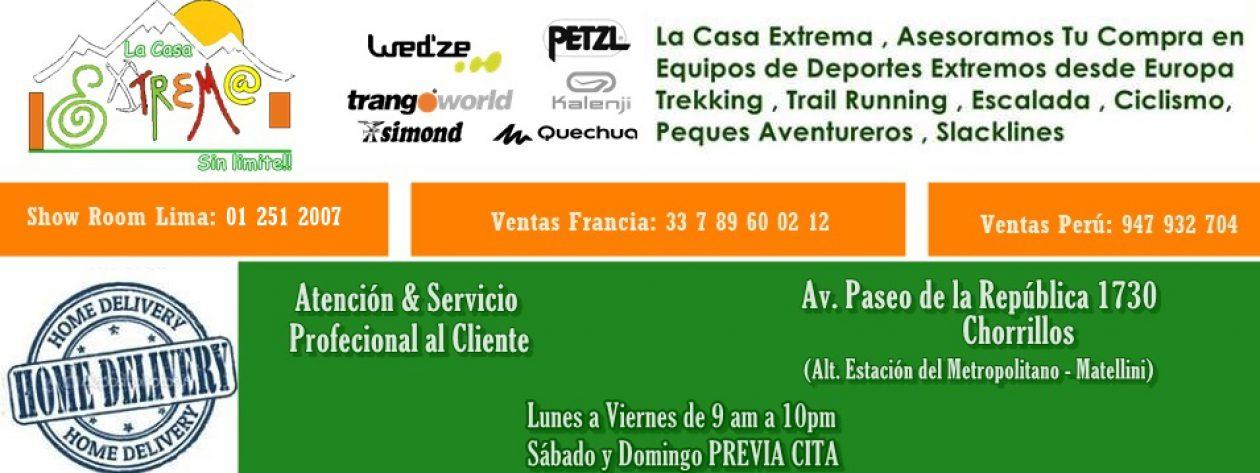 Show Room-Deportes Extremos de Francia para Peru … Ofertas Solo Disponible para Compras en linea
